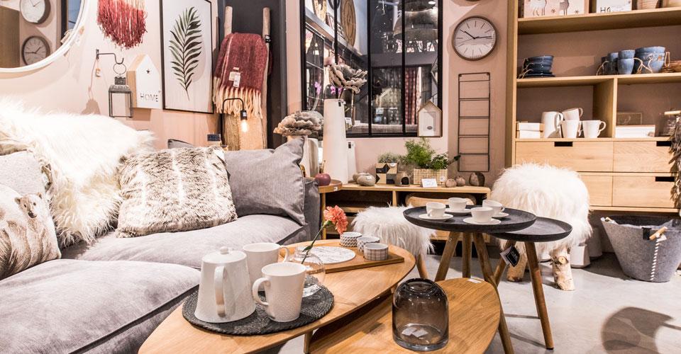 Designer Boutique Cocooning.